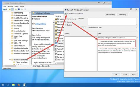 Solved Permanently Disable Windows Defender? - Windows 10