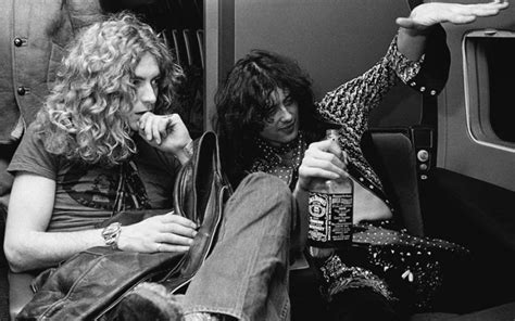 Led Zeppelin's Jimmy Page Reveals A Never-Before-Seen