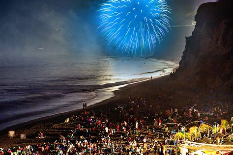 Fear the Fourth: Fireworks Cause an Explosive Spike in Air