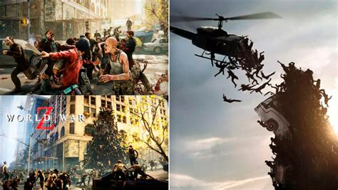World War Z is the spiritual successor to Left 4 Dead that