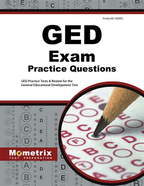 GED Exam Practice Questions 1621200531 | eBay