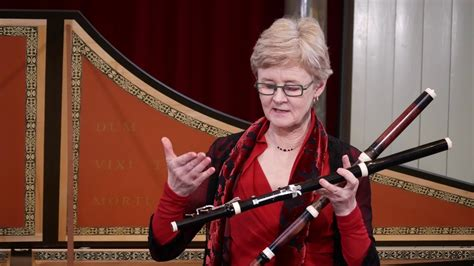 An Introduction to the baroque flute | Kate Clark & Voices