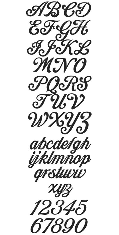 13 Free Motorcycle Font Images - Motorcycle Fonts Free