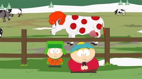 Ginger Cow | South Park Archives | FANDOM powered by Wikia