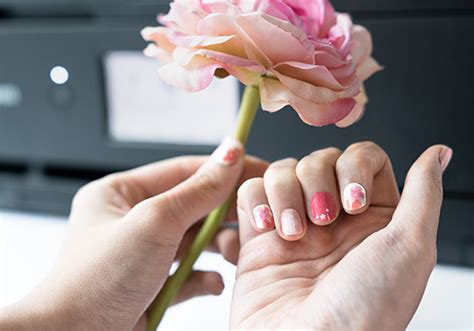 Canon PIXMA Printer Can Help You Save On Manicures