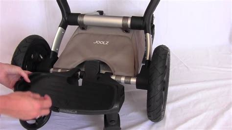 """Instruction video - """"How to use the Joolz Footboard"""" - YouTube"""