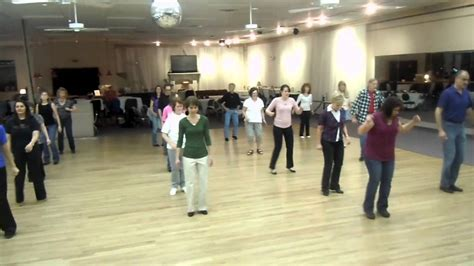 FOOTLOOSE Line Dance Just For Fun - YouTube