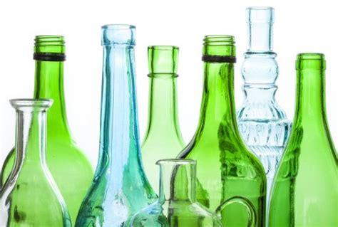 Further increasing the percentage of recycled glass in the