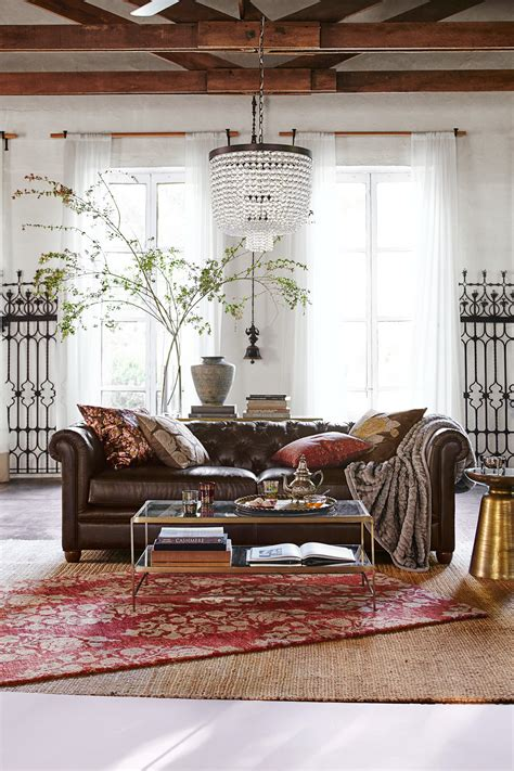 Add Jewel Tones to Your Home with Pottery Barn's