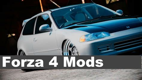 Forza 4 JTAG Mods Project Underground 3 w/Download - YouTube
