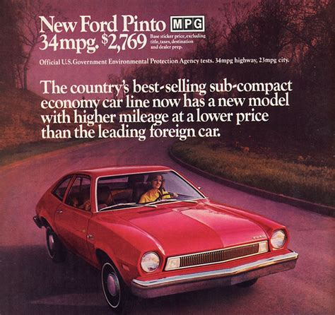 Price of a 2013 Ford Pinto: $17,375 | The Daily Drive