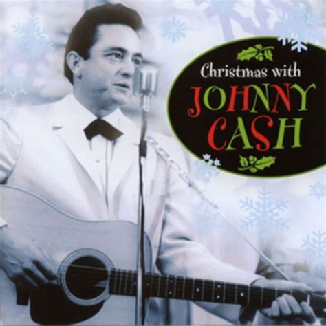 Johnny Cash, 'Christmas With Johnny Cash' (2003) | The 25