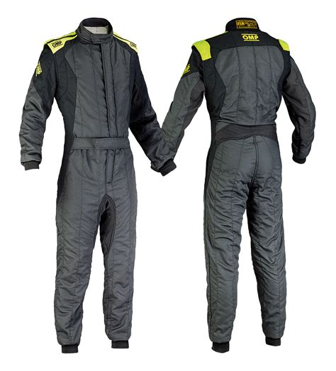 OMP First Evo Race Suit   OMP IA01854184 Racing Overalls