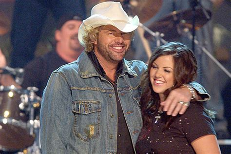 Country Stars With Their Kids – Toby Keith