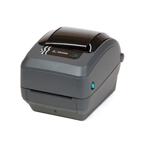 Zebra GX430T Thermal Barcode and Label Printer   Cash