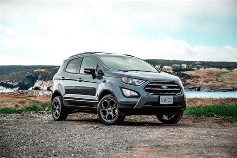 First Drive: 2018 Ford EcoSport   CAR
