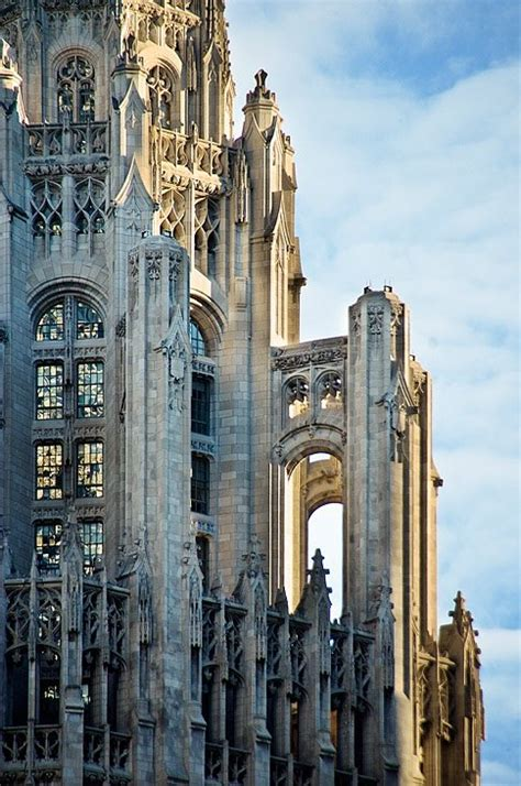 What are the best examples of Gothic revival architecture