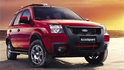 2007 Ford Ecosport Review - Top Speed