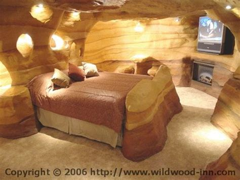 Wildwood Cave Inn- Shaped by the Winds and Water of Nature