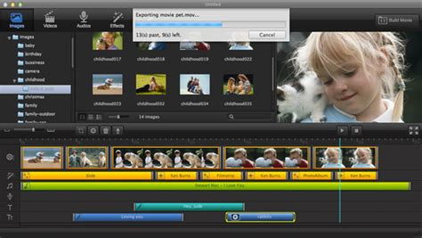 How to make a movie with best Mac video editing software