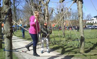 Hindernissenparcours | oenanthe natuursport