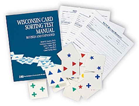 What is the Wisconsin Card Sorting Test? - Luria