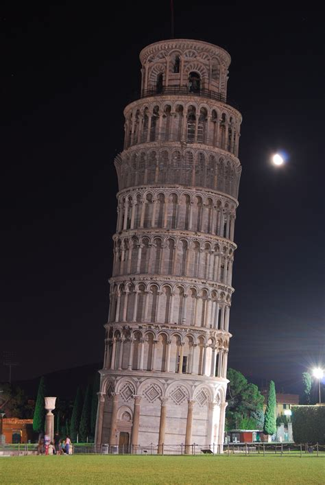 The Leaning Tower of Pisa Historical Facts and Pictures