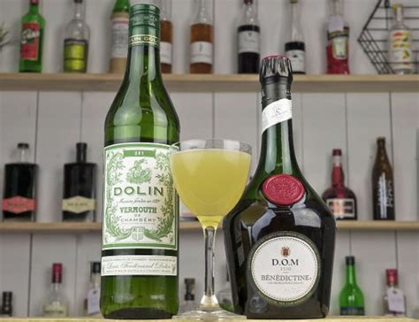 Benectine Cocktail Recipes - try the Singapore Sling!