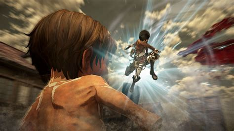 Attack on Titan: here's some new screens, two videos and