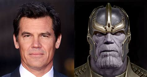 Marvel Has Found Its Thanos With Josh Brolin -- Vulture