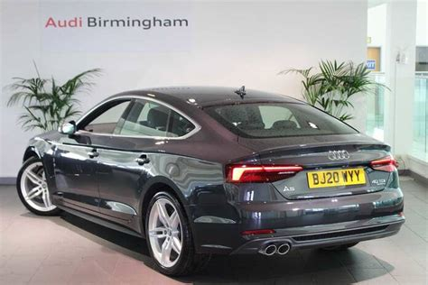 Audi A5 40 TDI Quattro S Line 5dr S Tronic for sale at