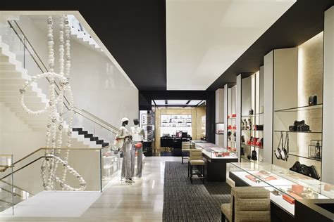Chanel's Newest Flagship Features Exclusive Merchandise
