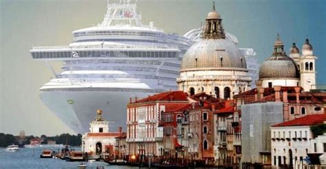 Italy to Ban Large Cruise Ships from Venice | This is Italy