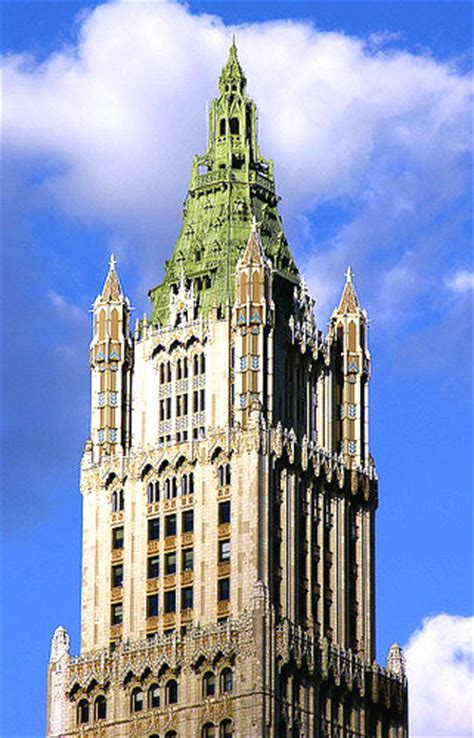 The Woolworth Building: The Power of Nickel and Dimes