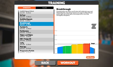 Introducing New Cycling and Running Workouts | Zwift