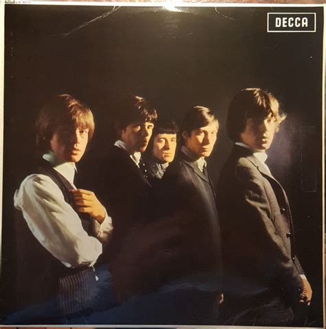 The Rolling Stones - The Rolling Stones (1967, B2 reverse