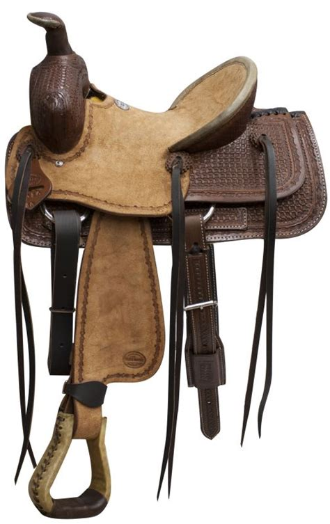 Youth Ranch Roping Saddle-Warranty For Ropping