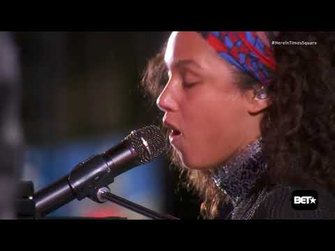 Alicia Keys drops new song 'Underdog' with Music Video