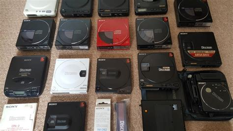 Some of my Discman   Stereo2Go forums