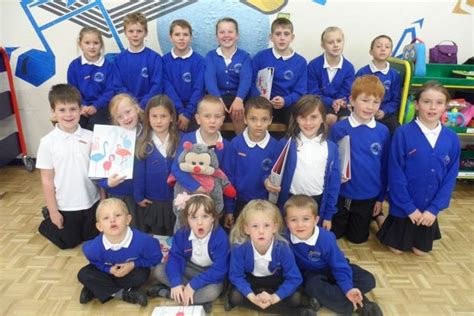 Crossgates Primary School - Best Buds and Council