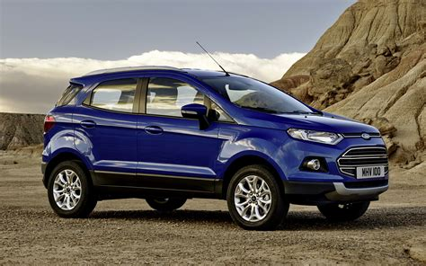 2014 Ford EcoSport (EU) - Wallpapers and HD Images   Car Pixel
