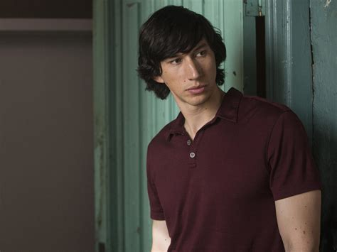 Former Marine Adam Driver On What Acting And The Military