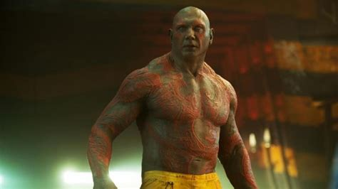 Drax actor wants to fight Thanos in Infinity War
