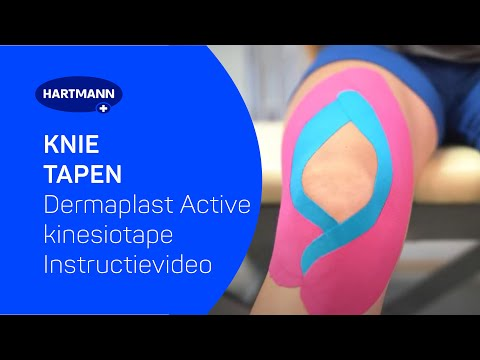 Tennis Knee Pre Cut Kinesiology Tape Cure For Skating
