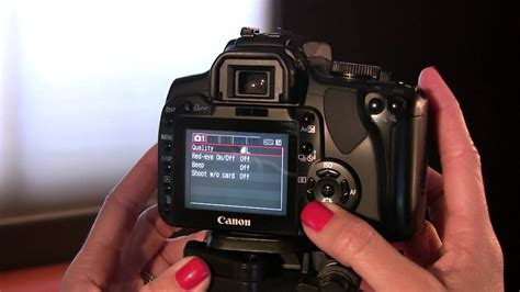 Overview of Canon Digital Rebel XTi with 28-80 and 75-300