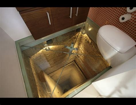 World's Scariest Toilet: Hangs Over 15-Story Elevator