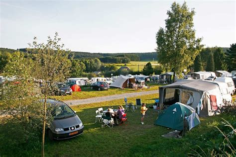 Campsite Spa-Francorchamps | Camping Spa d'Or