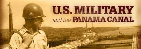 Panama Canal Museum > usmilitary_and_canal