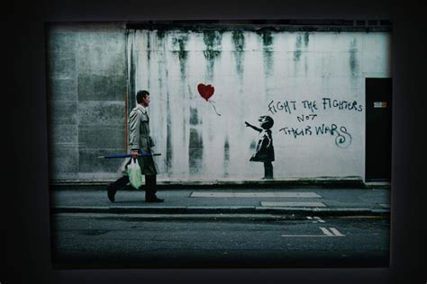 Is Banksy Selling Out? After Years of Skirting the Law