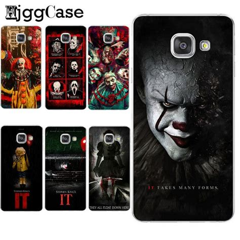 Pennywise De Clown Horror Phone Case For Samsung Galaxy S6